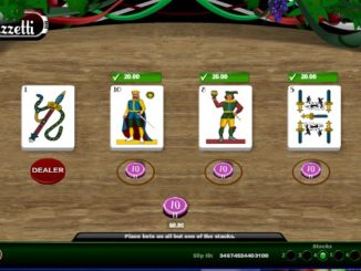 Mazzeti card game sbobet